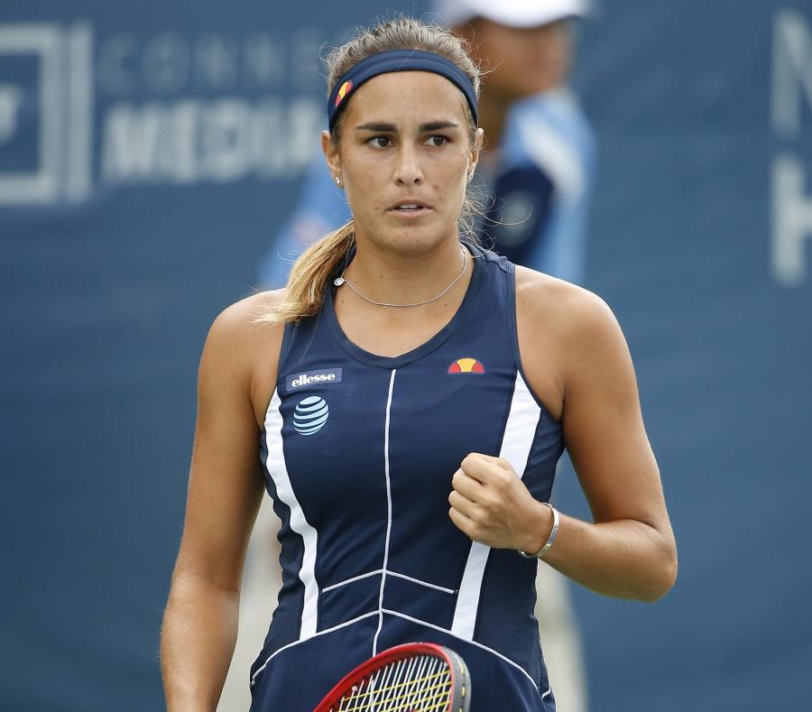 Mónica Puig ganó 6-3 y 6-1. (semisquare-x3)