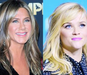 Jennifer Aniston y Reese Witherspoon piden al mundo que usen mascarilla