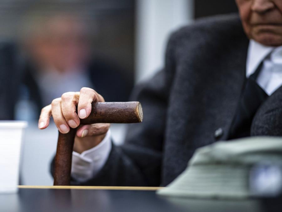 Comienza en Alemania el juicio contra exguardia de campo de concentración nazi (semisquare-x3)