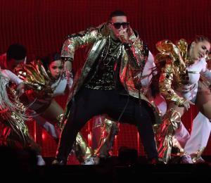 Cinco momentos memorables del concierto de Daddy Yankee