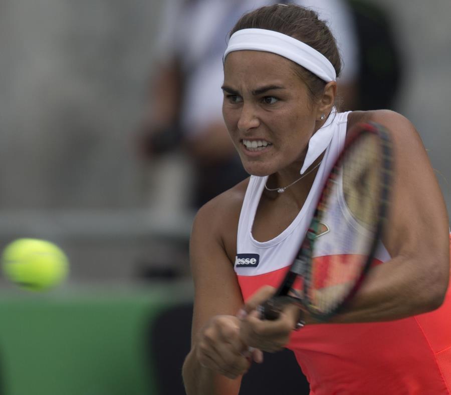Mónica Puig derrotó por primera vez a Timea Bacsinszky, quien había ganado el único encuentro previo entre ambas el año pasado en la primera ronda de Wimbledon. (semisquare-x3)