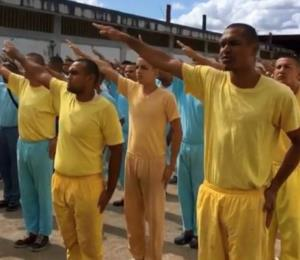 Así es el adoctrinamiento político en una cárcel de Venezuela