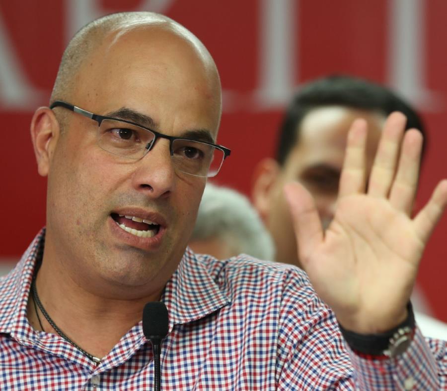 Héctor Ferrer, presidente del Partido Popular Democrático. (semisquare-x3)
