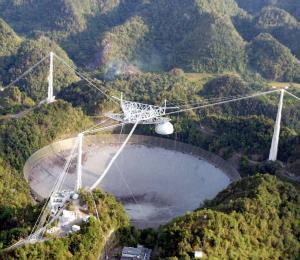 La nueva etapa del Observatorio de Arecibo