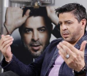 """Luis Enrique llega a los Grammy tras salir """"de la zona de confort"""""""