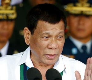 Netflix estrena una serie inspirada en el presidente de Filipinas