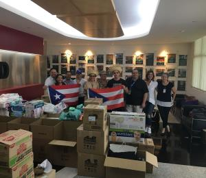 Los boricuas en Singapur ayudan a la isla tras el huracán María