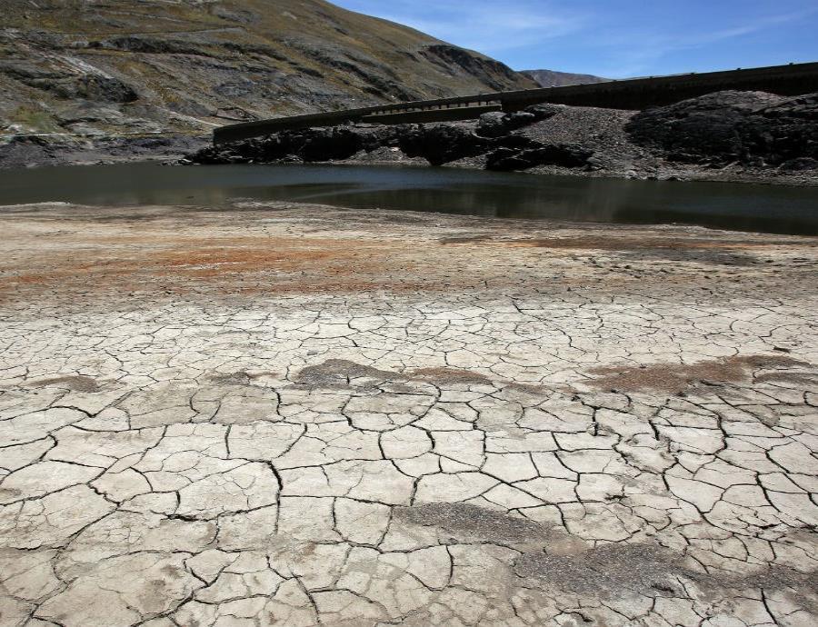 La temperatura de los últimos cinco años ha superado en 34°F la media de la era preindustrial. (semisquare-x3)