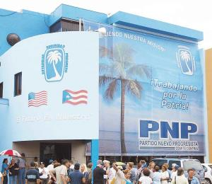 El problema es el PNP
