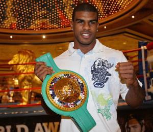 Sugar de León: campeón en el ring y fuera de él