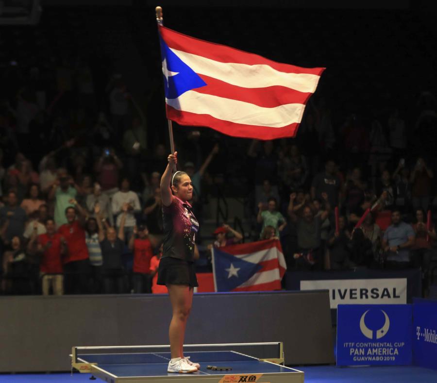 Adriana Díaz se coronó campeona de la Copa Panamericana Universal. (GFR Media / Teresa Canino) (semisquare-x3)