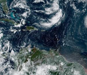 El porqué de los vientos fuertes en Puerto Rico
