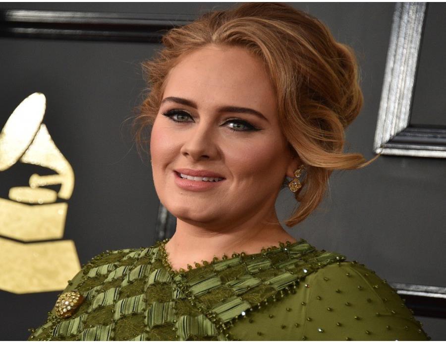 Adele no había publicado nada en sus redes sociales desde el 11 de abril. (AP) (semisquare-x3)