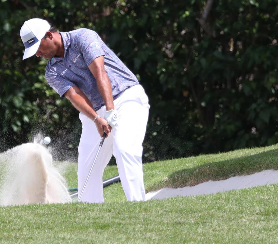 Rafa Campos no terminó satisfecho con su participación en el Puerto Rico Open, donde figuró número 49 en la tabla de posiciones final. (semisquare-x3)
