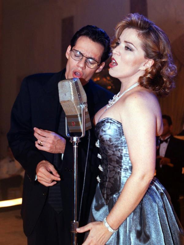 Mejores duetos de Marc Anthony   El Nuevo Día