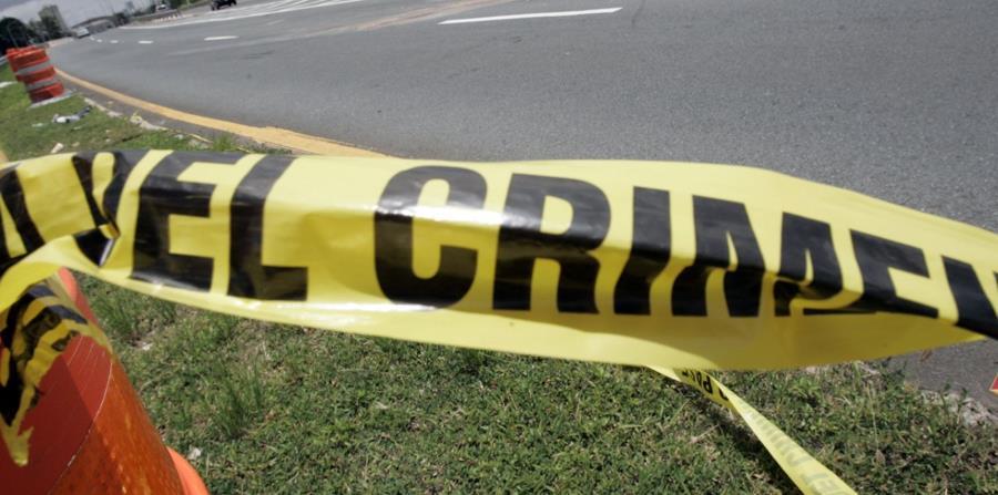 En la escena se ocupó seis casquillos de bala. (horizontal-x3)