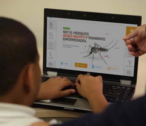 Los estudiantes aprenderán todo sobre el mosquito Aedes aegypti