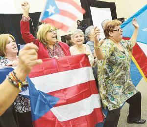 Participación activa en la reconstrucción de Puerto Rico