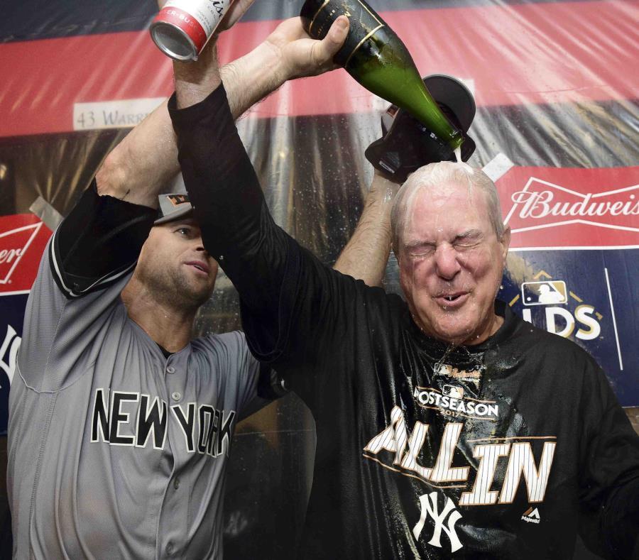 Los Yankees tuvieron marca de 5-2 frente a los Astros, los campeones de la División Oeste de la Liga Americana (semisquare-x3)