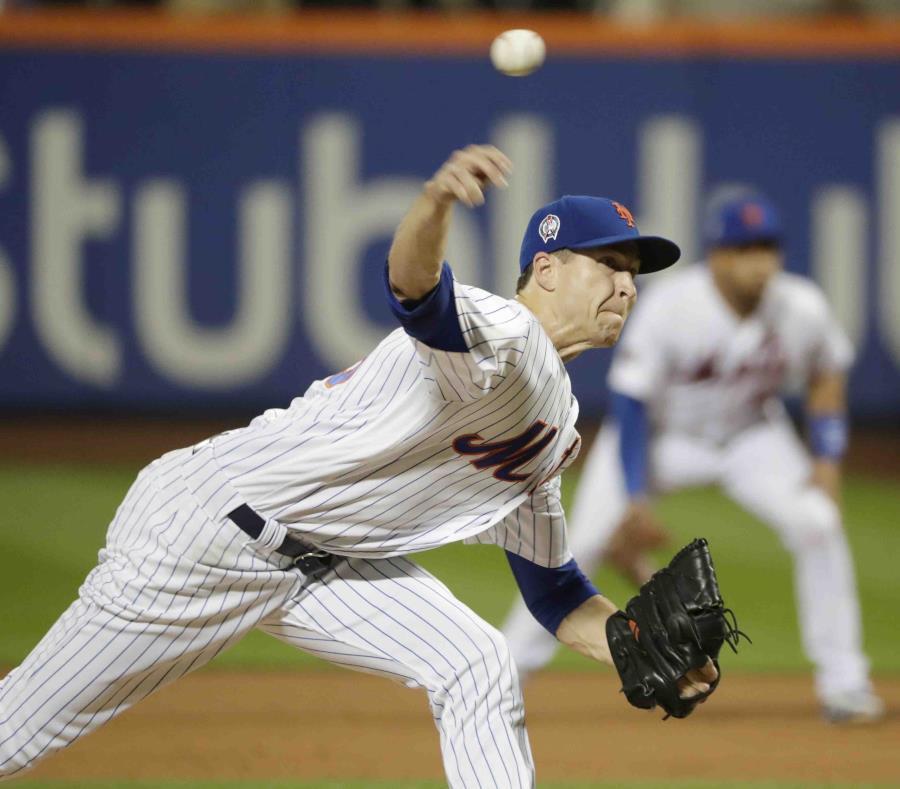 Jacob deGrom, lanzador de los Mets de Nueva York. (AP) (semisquare-x3)