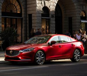 "Mazda6 2018 recibe calificación de ""Top Safety Pick"""