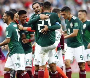 México piensa en grande tras la victoria ante Alemania