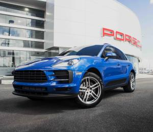 Nuevo Porsche Macan llega a Puerto Rico