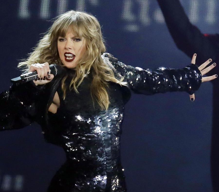 Taylor Swift anuncia su participación en los American Music Awards 2018 (semisquare-x3)