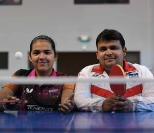 Semana especial para la familia Díaz en el tenis de mesa