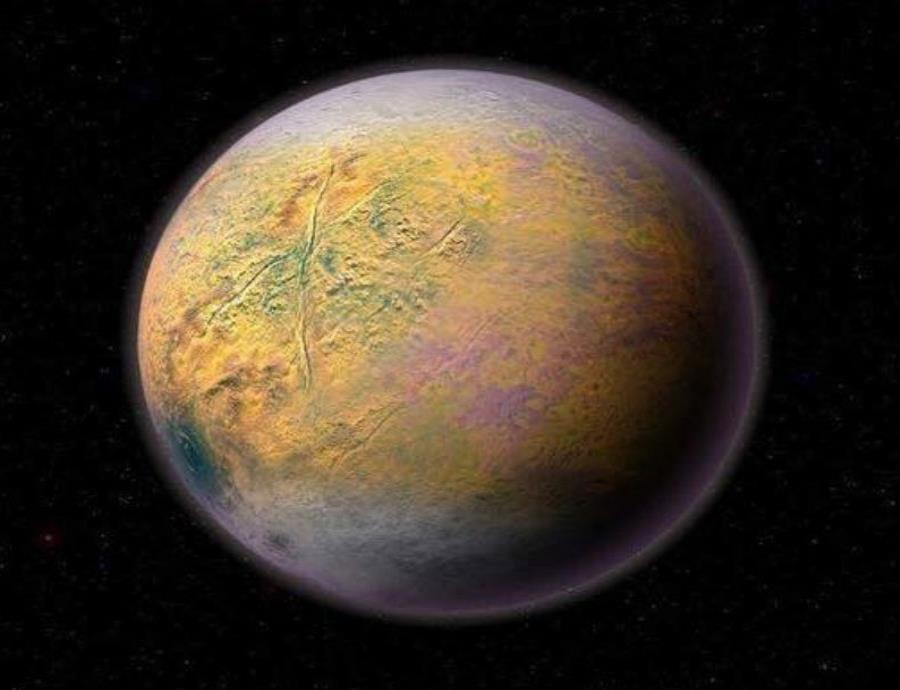Descubren un nuevo planeta enano en el Sistema Solar (semisquare-x3)
