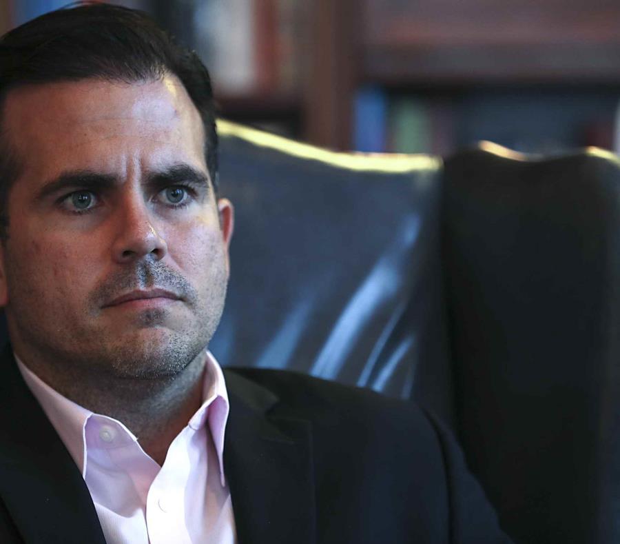 Ricardo Rosselló Nevares, gobernador de Puerto Rico. (semisquare-x3)