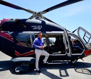 Con fecha el juicio por fraude con un helicóptero vendido al Departamento de Salud
