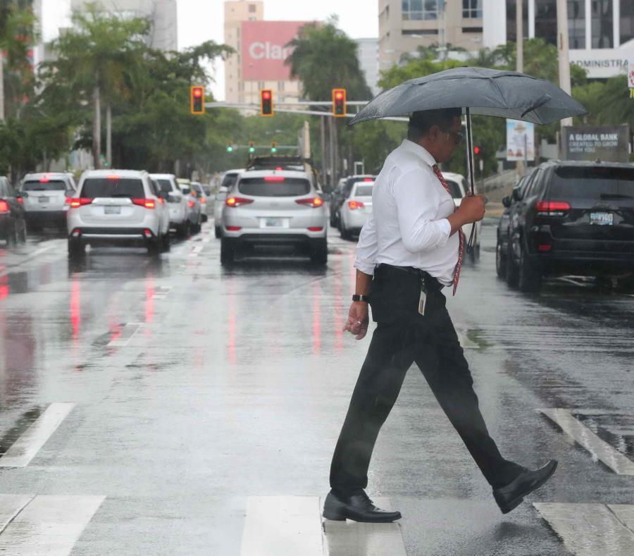 El SNM no espera que la actividad de lluvia sea significativa, pero no se descarta que se desarrollen inundaciones urbanas localizadas o riachuelos en zonas de pobre drenaje.(GFR Media) (semisquare-x3)