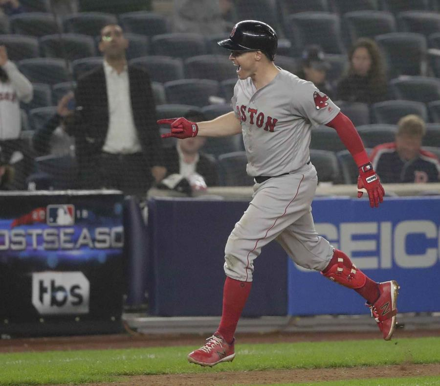 Boston elimina a Yankees