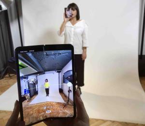Reportan que algunos de los celulares plegables de Samsung se rompen