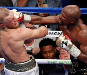 UFC y Mayweather en posible danza de millones