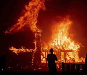 La compañía de electrónicos PG&E anuncia acuerdo multimillonario por los fuegos en California
