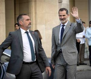 El Rey de España defiende la democracia y los empresarios en Cuba
