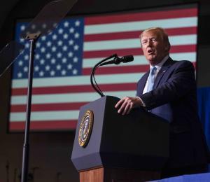Trump ante Irán: una distracción de año electoral