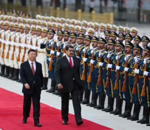 ¿Quién pagará a China sus préstamos a Maduro?