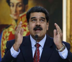 La salida de Nicolás Maduro