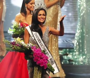 Kiara Ortega luchó por la corona de Miss Universe Puerto Rico