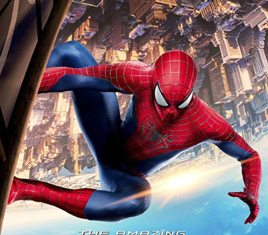 El superhéroe de Marvel