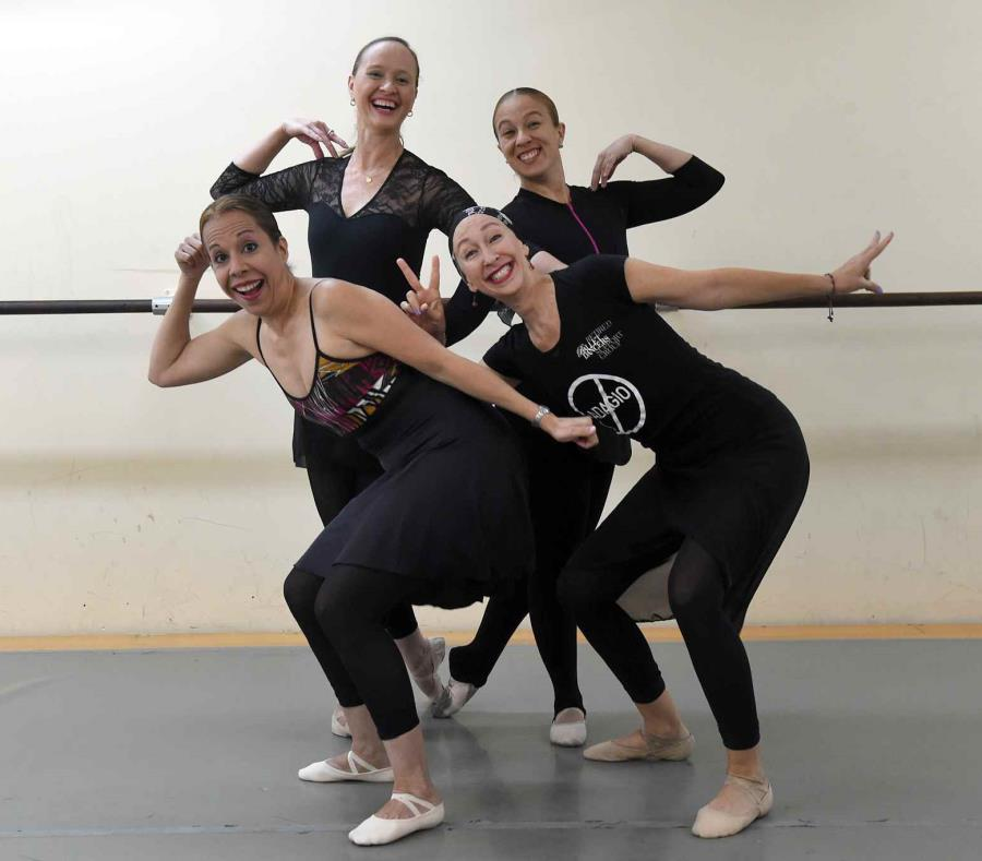 Eterno amorío con el ballet (semisquare-x3)