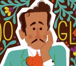 "Pedro Infante protagoniza un ""doodle"" de Google"