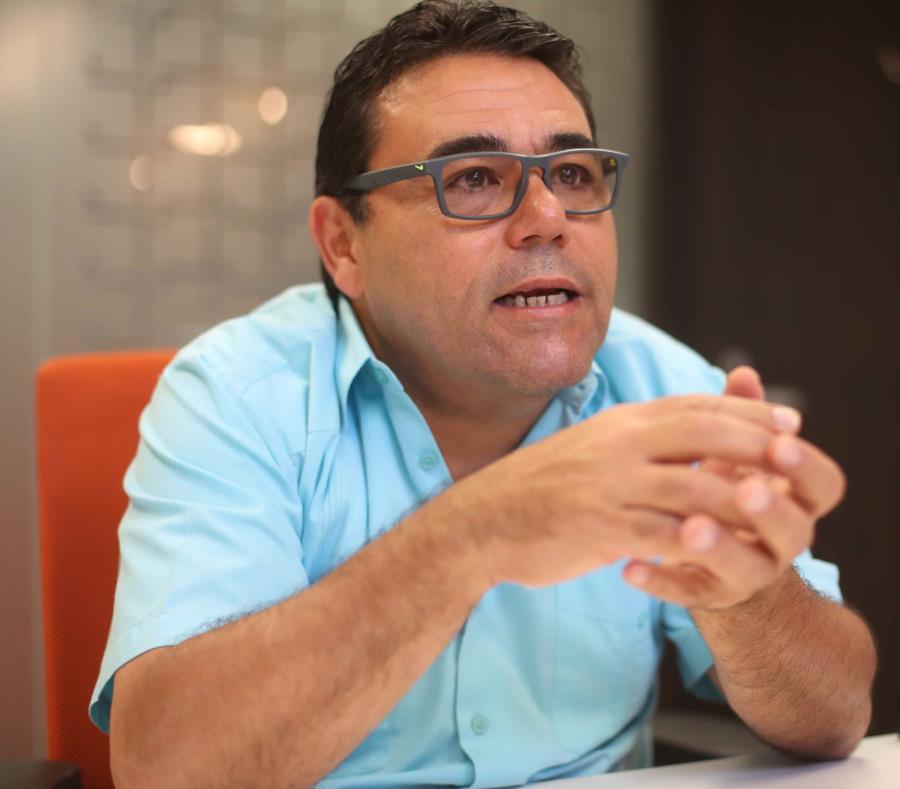 Jimmy Torres Vélez , president of Boricua Vota. (semisquare-x3)