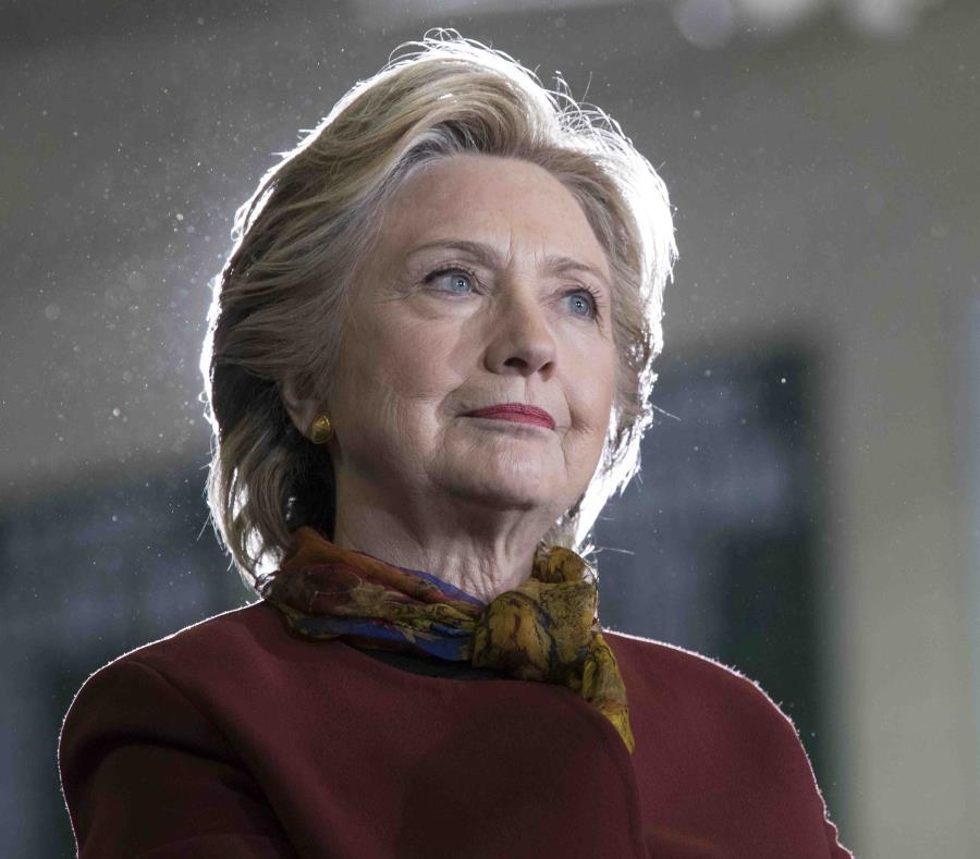 La exsecretaria de Estado Hillary Clinton fue candidata presidencial en las pasadas elecciones. (AP) (semisquare-x3)
