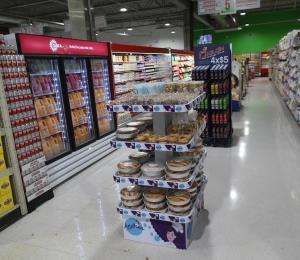 Supermercado Agranel se instala en Carolina