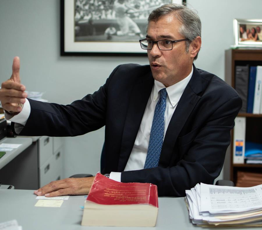 Rafael Rocher, director ejecutivo de la Asociación de Garantía de Seguros Misceláneos (AGSM) adelantó que realizará una derrama durante el primer trimestre para cubrir la exposición de la AGSM ante las reclamaciones de Real Legacy. (GFR Media) (semisquare-x3)