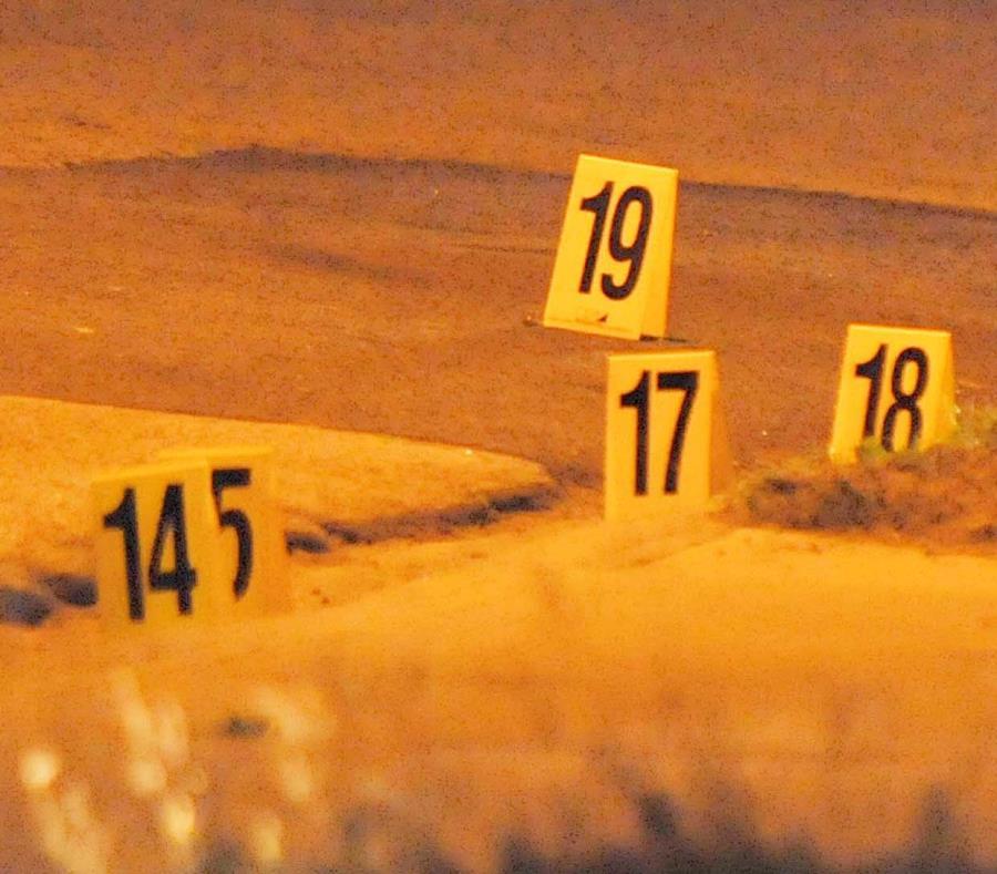 Se han reportado 23 asesinatos en los primeros nueve días del 2019. (GFR Media) (semisquare-x3)